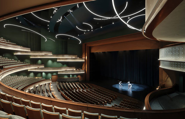 Auditoriums Audio Visual Specialists