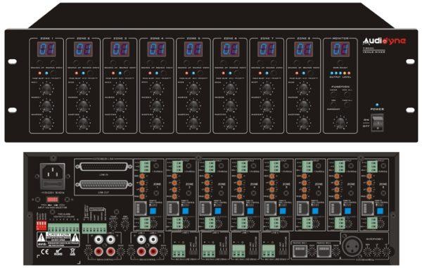 Rack Mount Mixers Audio Visual Specialists